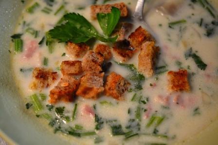 soup ready